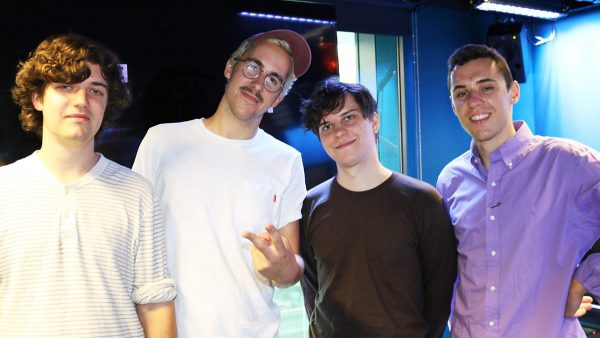 Gilles Peterson Worldwide 2016-07-23 with BadBadNotGood and Amp Fiddler