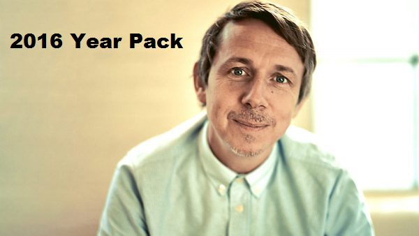 Gilles Peterson Worldwide 2016 - Year Pack - Mega Pack