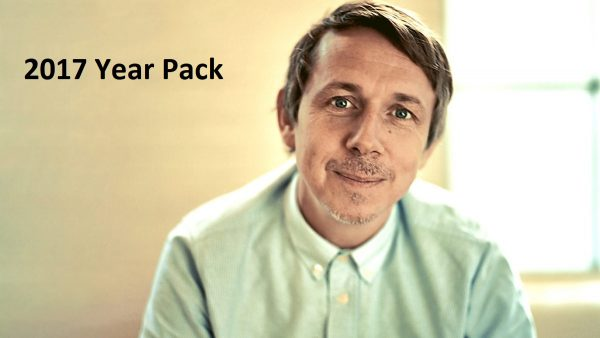 Gilles Peterson Worldwide 2017 – Year Pack – Mega Pack