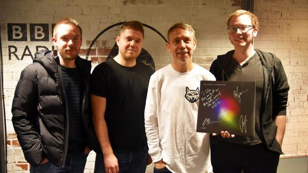 Gilles Peterson Worldwide 2018-02-17 with GoGo Penguin