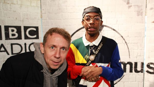 Gilles Peterson Worldwide 2018-03-17 Ady Suleiman and Bishop Nehru
