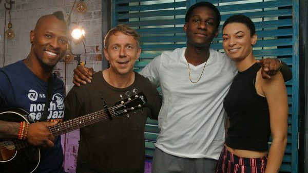 Gilles Peterson Worldwide 2018-07-16 Leon Bridges Session