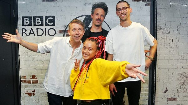 Gilles Peterson Worldwide 2018-07-17 with Connie Constance