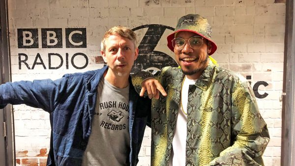 Gilles Peterson Worldwide 2018-07-18 with Anderson .Paak