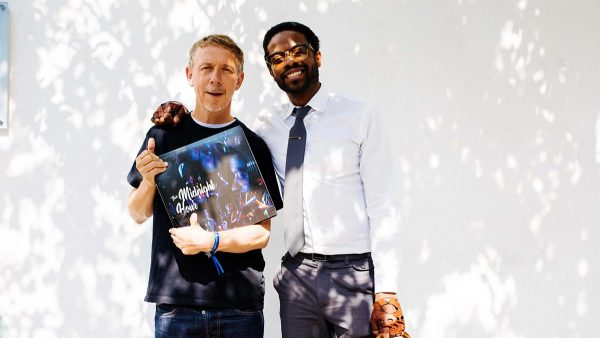 Gilles Peterson Worldwide 2018-07-21 with Adrian Younge