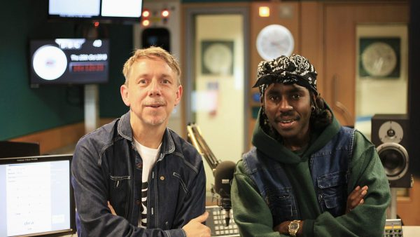 Gilles Peterson Worldwide 2018-11-03 with Blood Orange and ZZK Records