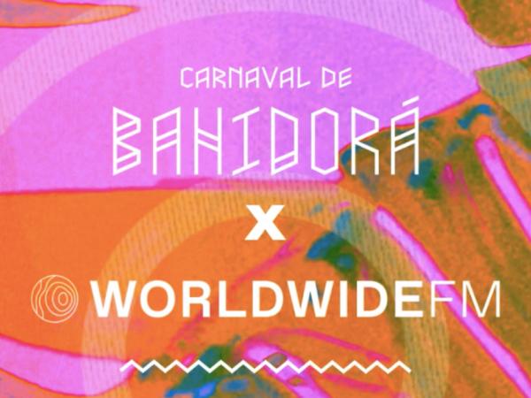 Gilles Peterson - Worldwide FM x Bahidorá Festival 2019-02-17