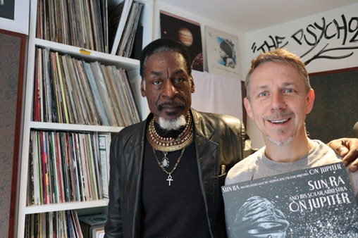Gilles Peterson with Knoel Scott on Worldwide FM 2017-12-30