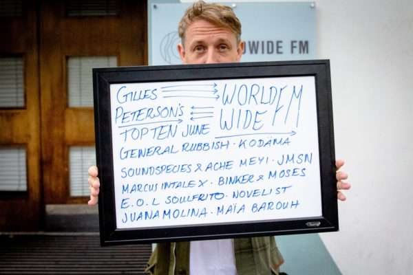 Gilles Peterson's Worldwide FM Top 10 - Best of June