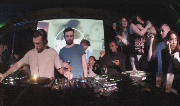 Girl Unit B2B XXXY Boiler Room x Adidas Originals mix 2013-11-21