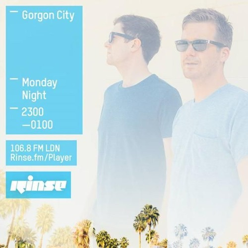 Gorgon City on Rinse FM 2015-10-05