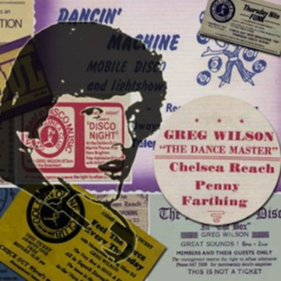 Greg Wilson live at the Prince of Wales (Brixton) 2015-05-04
