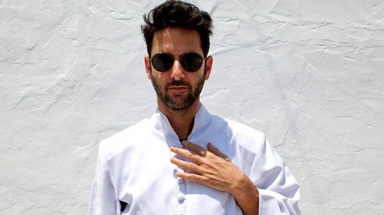 Guy Gerber live at The BPM Festival 2015 (Mexico) 2015-01-09