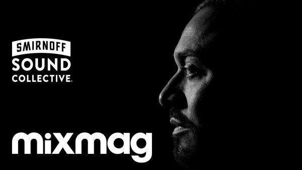 Harry Romero in The Mixmag Lab NYC 2016-05-27