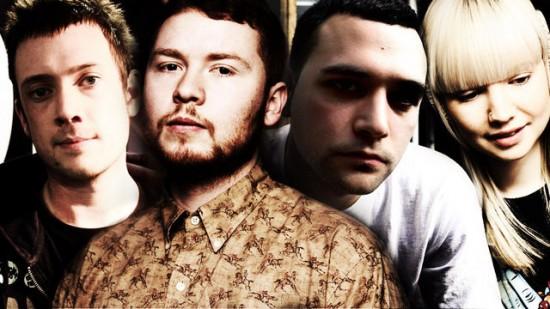In New DJs We Trust 2012-05-31 Mosca, Julio Bashmore, B.Traits and Jordan Suckley
