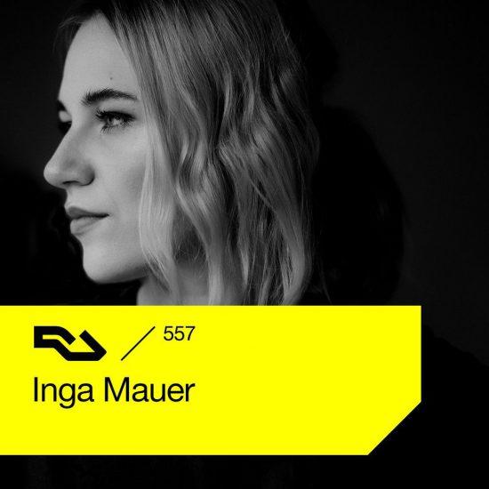 Inga Mauer - Resident Advisor podcast #557 2017-01-30