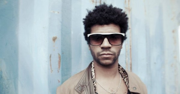 Jamie Jones live at Glastonbury Festival 2014, United Kingdom 2014-06-27