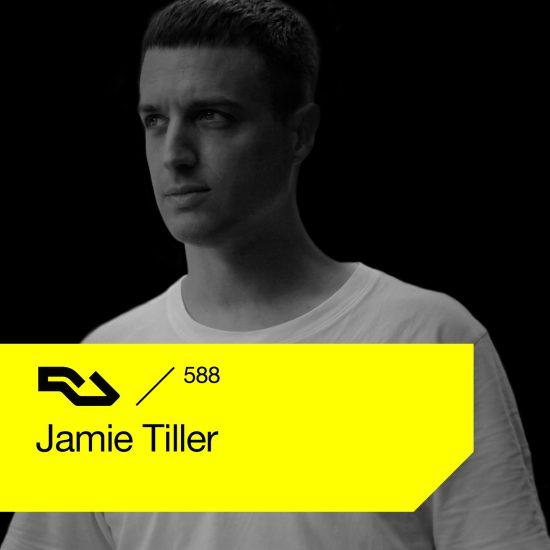 Jamie Tiller - Resident Advisor podcast #588 2017-09-04