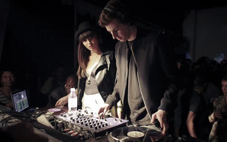 Jamie xx & Yasmin live at Boiler Room, London - Valentine's Special