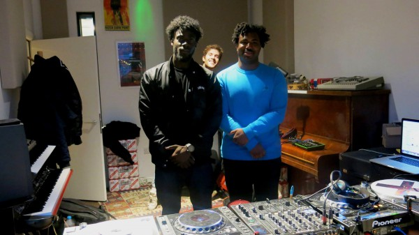 Jamie xx presents Good Times Radio with Sampha & Lil Silva on NTS Radio 2015-10-20