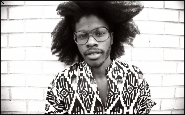 Jesse Boykins III live at PULS Festival 2013-11-30