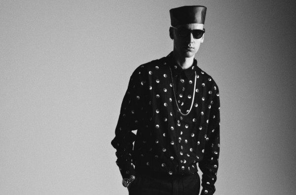 Jimmy Edgar In Session for Mixmag 2015-12-08