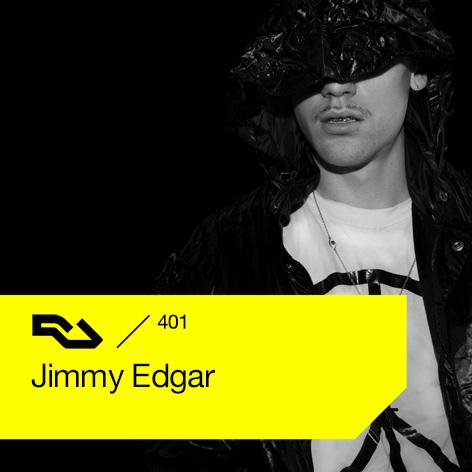 Jimmy Edgar - Resident Advisor podcast #401