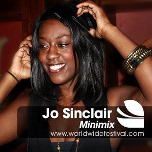 Jo Sinclair - Worldwide Festival Minimix 2014-11-25