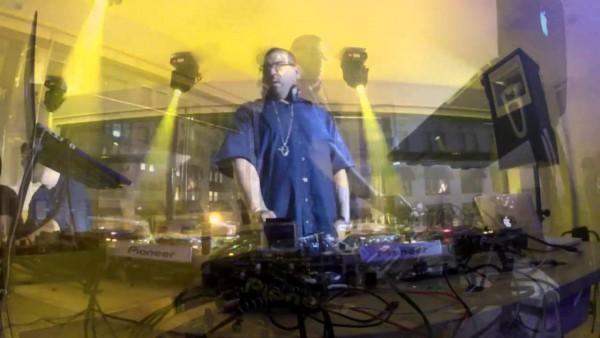 Kenny Dope live DJ set from DJ Mag NYC 2016-04-08