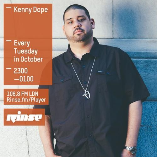 Kenny Dope on Rinse FM 2015-10-06