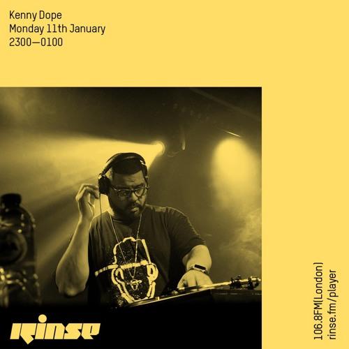 Kenny Dope on Rinse FM 2019-02-11