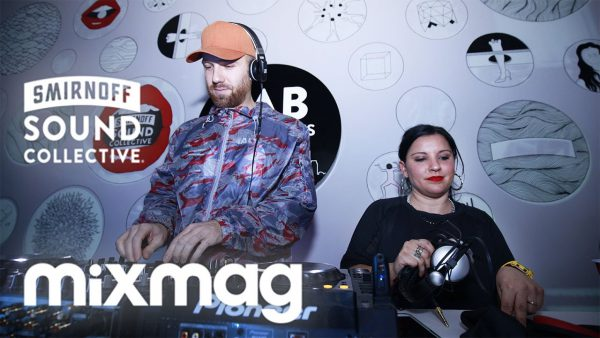 Kingdom and Jubilee club music sets in The Mixmag Lab LA 2017-01-27