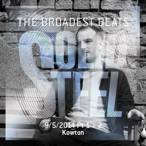 Kowton + Stray - Solid Steel Show 2014-05-09
