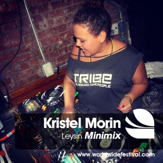 Kristel Morin - Worldwide Festival Minimix 2016-03-10