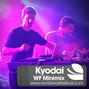 Kyodai - Worldwide Festival Minimix 2014-07-17