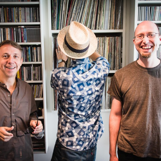 LV words & music for Gilles Peterson 2015-10-30