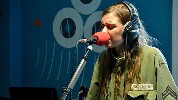 Lauren Laverne 2014-07-21 Mary Anne Hobbs sits in with Lykke Li in session