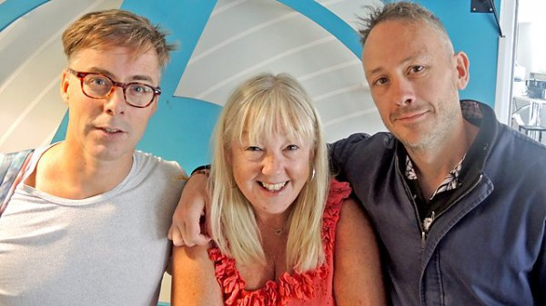 Liz Kershaw 2014-08-30 Basement Jaxx in Conversation