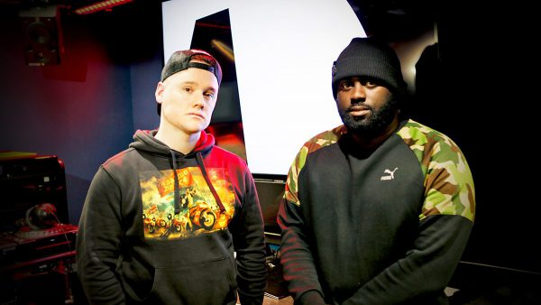 Logan Sama - Residency 2016-11-25 freestyle session from P Money