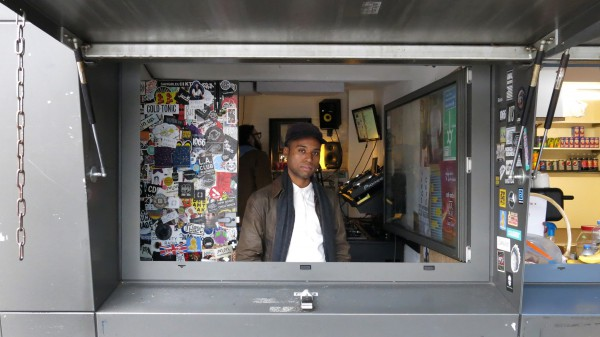 Lunice on NTS Radio 2015-12-03