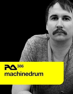 Machinedrum - Resident Advisor podcast #386