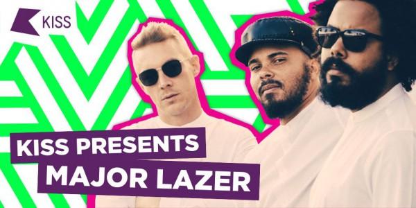 Major Lazer - KISS Presents 2016-03-28