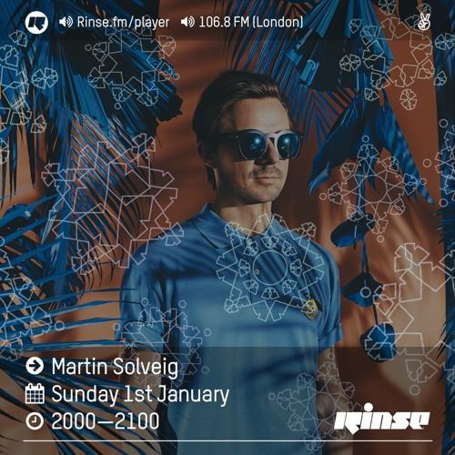 Martin Solveig on Rinse FM 2017-01-01