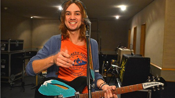 Mary Anne Hobbs 2015-09-20 with Kevin Parker of Tame Impala
