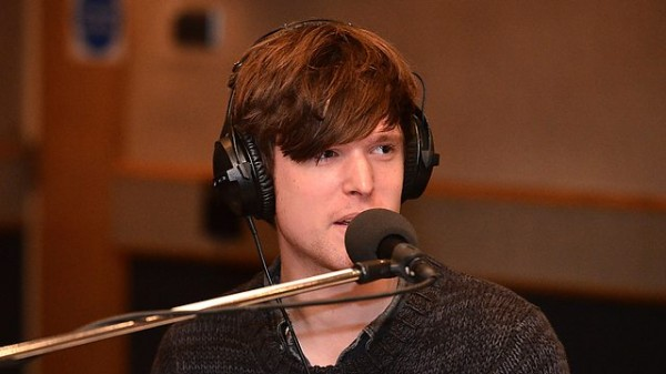 Mary Anne Hobbs and Steve Lamacq - The 6 Music Festival 2014 – 2014-03-01 with James Blake