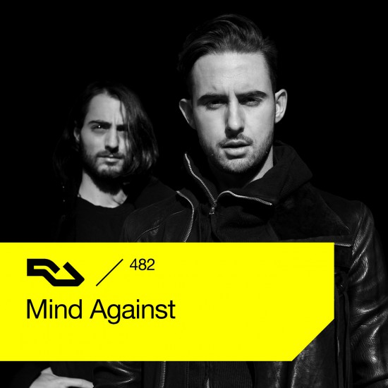 Mind Against - Resident Advisor podcast #482 2015-08-24