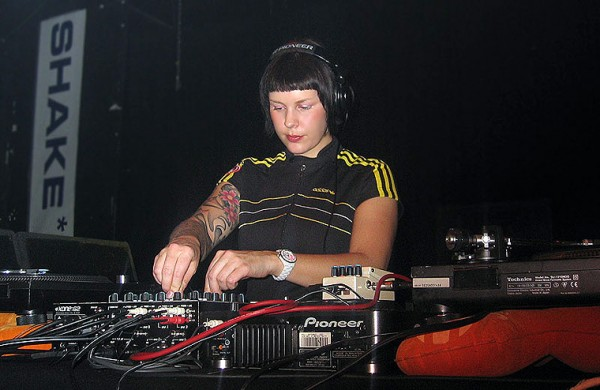 Miss Kittin - Leftorium Lab (FM Brussel) 2014-06-20