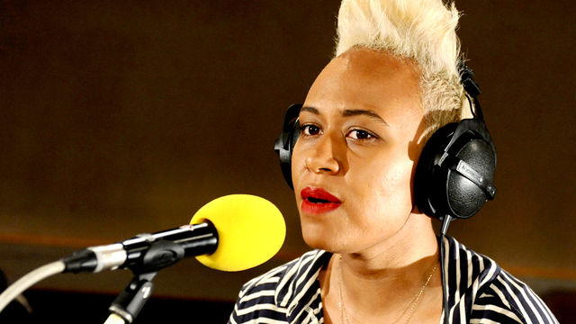 MistaJam 2011-08-18 Emeli Sande live session & Wretch 32 Interview