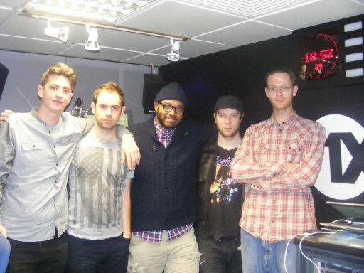MistaJam 2011-11-22 Skream, Sam Frank and Nero live with Mistajam
