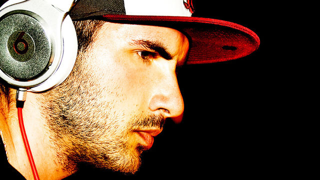 Borgore live at Electric Daisy Carnival in Las Vegas 2013-06-21